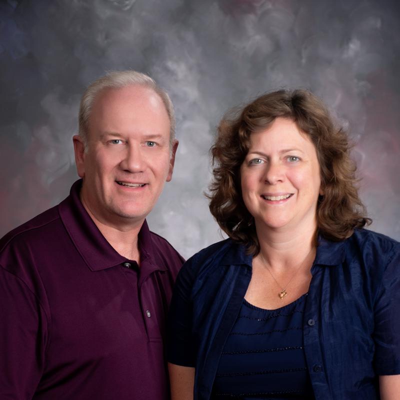 Brad and Beth Howe