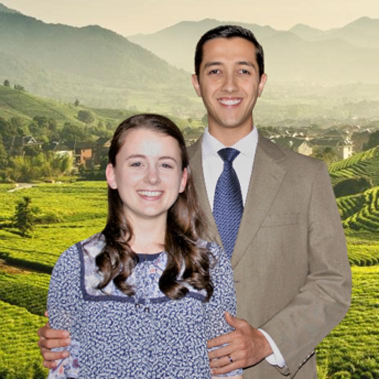 Joseph and Abigail Hodges